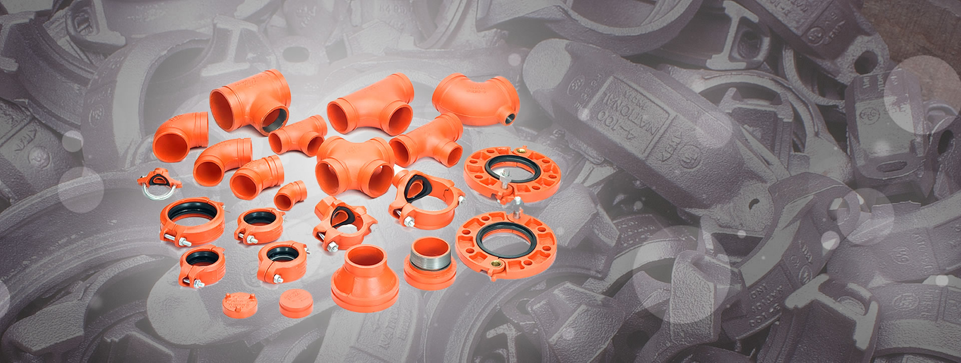 Grooved Coupling and Fittings